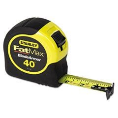 FatMax Blade Armor Reinforced Tape Measure, 1 1/4in x 40ft