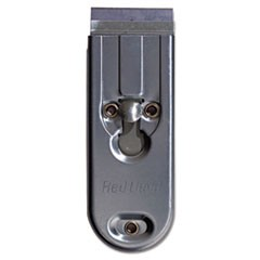 Retractable Razor-Blade Window Scraper