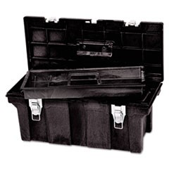 Tool Box, 26in, Black