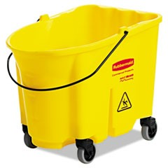 WaveBrake Bucket, 26qt, Yellow