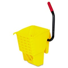 WaveBrake Side-Press Wringer, Yellow