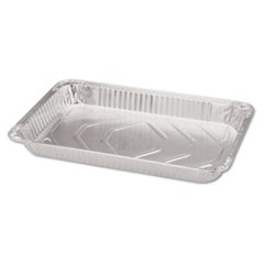 "Steam Table Aluminum Pan, Full-Size, 2 3/16"" Deep, 50/Carton"