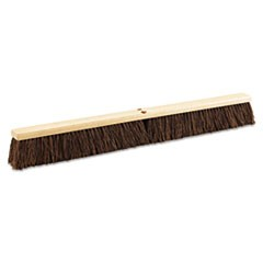 "Floor Brush Head, 36"" Wide, Palmyra Bristles"