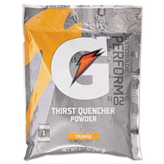 Original Powdered Drink Mix, Orange, 8.5oz Packets, 40/Carton