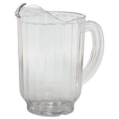 VersaPour Pitcher, 60oz, Clear