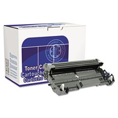 Remanufactured DR360 Drum, 12000 Page-Yield, Black
