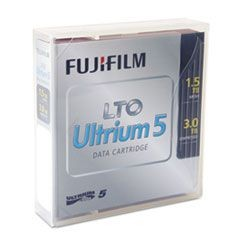 Ultrium LTO-5 Cartridge, 846m, 1.5TB Native/3.0TB Compressed Capacity