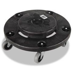 Brute Dolly 32/44gal, 300lb Capacity, Black