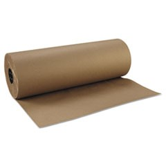 Kraft Paper, 24 in x 900 ft, Brown