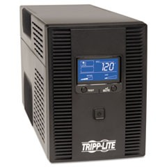 SMART1500LDT Digital LCD UPS System, 10 Outlets, 1500 VA, 650 J