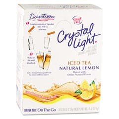 On the Go, Iced Tea, .16oz Packets, 30/Box
