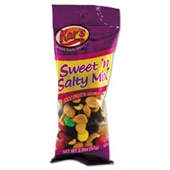Nuts Caddy, Sweet 'N Salty Mix, 2oz Packets, 24/Box