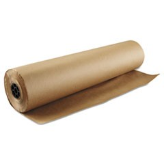 Kraft Paper, 36 in x 900 ft, Brown