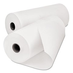 "Economical Thermal Facsimile Paper, 1"" Core, 8-1/2"" x 164 ft, 6/Carton"