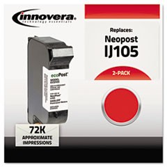 Compatible 8100032H (IJ105) Ink, Red