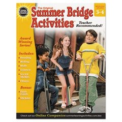 Summer Bridge Activities, Grades 3-4