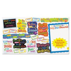 Our Bully Free Classroom Bulletin Board Set, 18 x 24