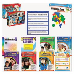 Common Core Kit, Math/Language, Grade 4