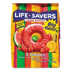 Original Five Flavors Hard Candy, 41oz Bag
