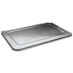 Full Size Steam Table Pan Lid For Deep Pans, Aluminum, 50/Case
