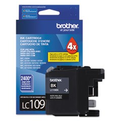 LC109BK Innobella Super High-Yield Ink, Black