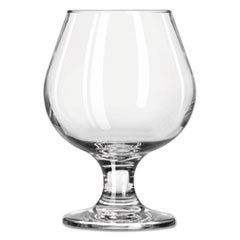 Embassy Brandy Glasses, 9.25 oz, Clear