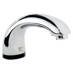 Auto Faucet SST, Milano Design, Polished Chrome, 6 1/2w x 2.1d x 3 3/4h