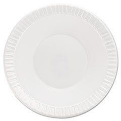 Quiet Classic Laminated Foam Dinnerware Bowls, 10-12 Oz, White, 125/Pk