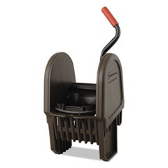 WaveBrake Down-Press Wringer, Brown