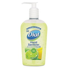 Scented Antibacterial Hand Sanitizer, Fresh Citrus, 7.5 oz Bottle, 12/Carton