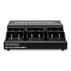 Six-Unit Charger for Kenwood PKT23K Two-Way Radios