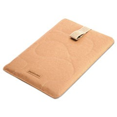 "Papernomad Tamakwa Sleeve for MacBook Air 13"", Beige"