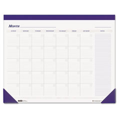 DESK PAD,PLANNER,NONDATED