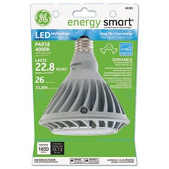 Energy Smart LED 12 Watt PAR38 Floodlight