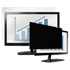 "PrivaScreen Blackout Privacy Filter for 20"" Widescreen LCD/Notebook, 16:9"