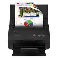 ImageCenter Scanner ADS2000E, 600 x 600 dpi, 50 Sheet Feeder