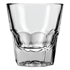 New Orleans Rocks Glasses, 4.5oz, Clear, 36/Carton