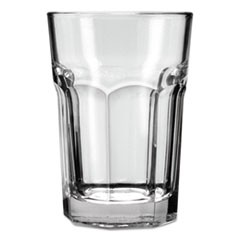 New Orleans Beverage Glasses, 12oz, Clear, 36/Carton