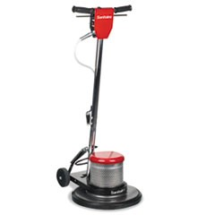 "CAST Floor Machine, Dual Speed, 1 1/2 HP Motor, 175/300 RPM, 17"" Pad"
