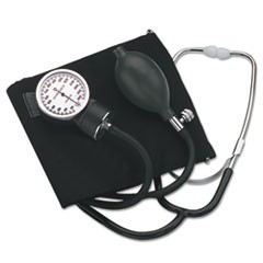 "Self-Taking Home Blood Pressure Kit, 22"" Stethoscope, Large Adult"