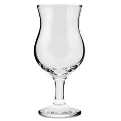 Glass Stemware, Wine, 13.25oz, Clear, 12/Carton