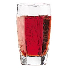 "Chivalry Beverage Glasses, Tumbler-Style, 12oz, 5-1/4"" Tall, 36/Carton"