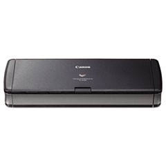 imageFORMULA P-215II Personal Document Scanner, 600 x 600 dpi