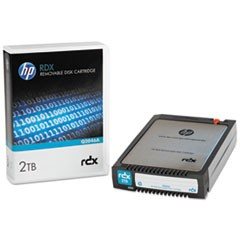 RDX Cartridge, Removable, 2TB