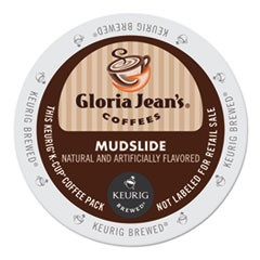 Mudslide Coffee K-Cups, 24/Box