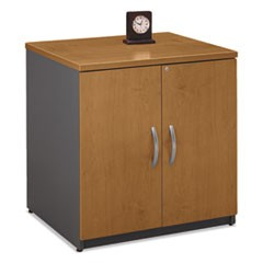 Series C Collection 30W Storage Cabinet, Natural Cherry