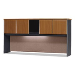 Series A Collection 72W Hutch, Natural Cherry