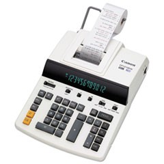 CP1213DIII 12-Digit Heavy-Duty Commercial Desktop Printing Calculator, 4.8 L/Sec
