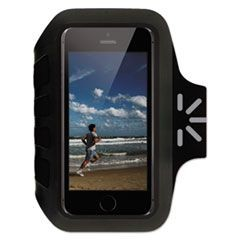 Armband Phone Holder, Most Android Phones, Black