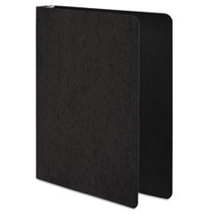"PRESSTEX Round Ring Binder, 1"" Cap, Black"